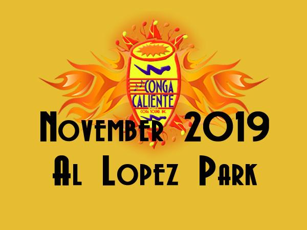 17th Annual Conga Caliente Returns November 2021!